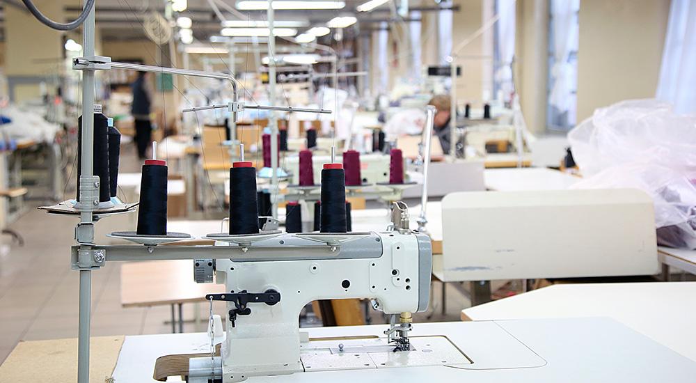 Renting de Máquinas de Coser Industriales