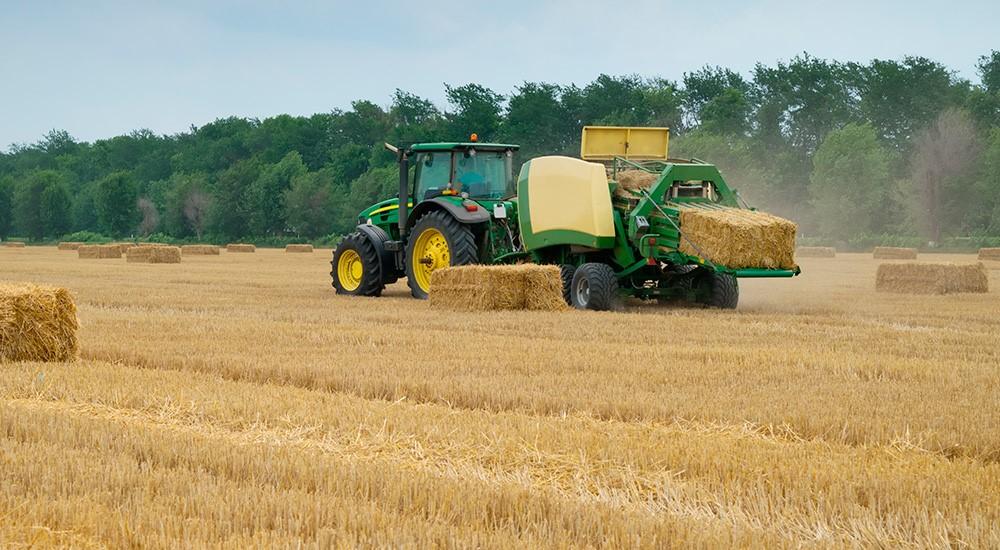 Renting de Maquinaria Agrícola