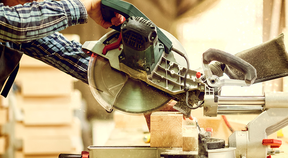 Renting de Máquinas de Carpintería