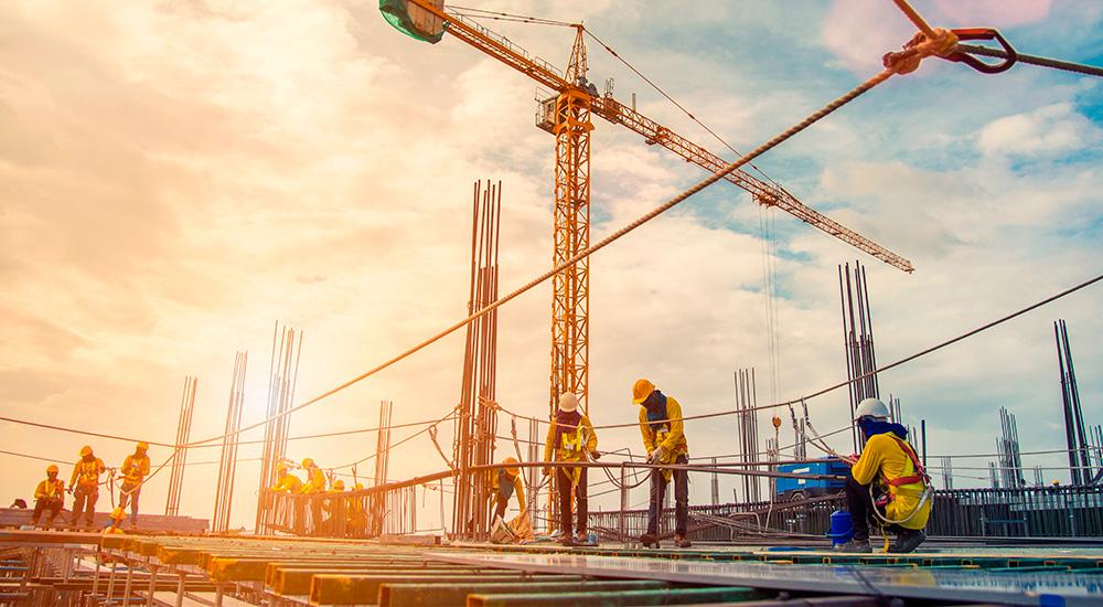 Renting de Maquinaria de Construcción u Obra