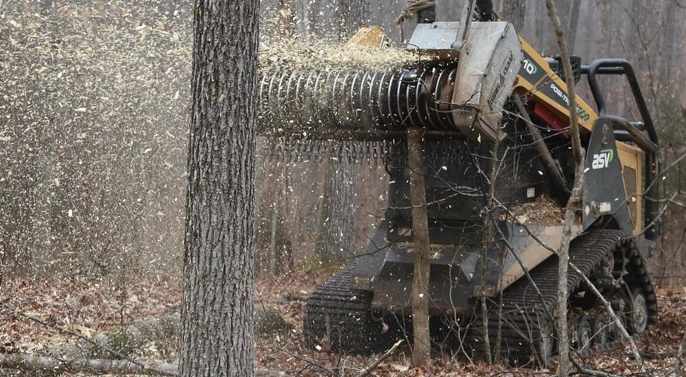 Renting de Maquinaria Forestal