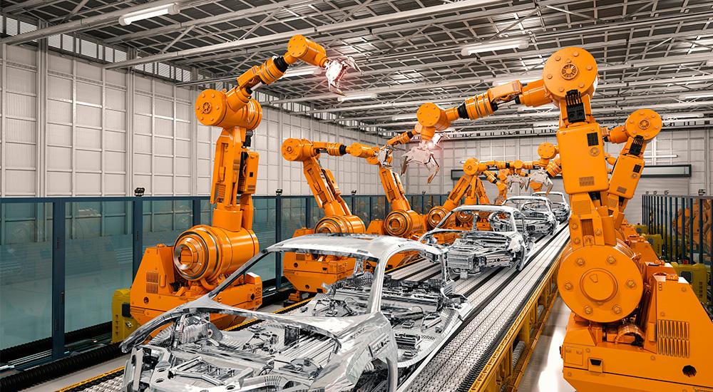 Renting de Maquinaria y Suministros Industriales