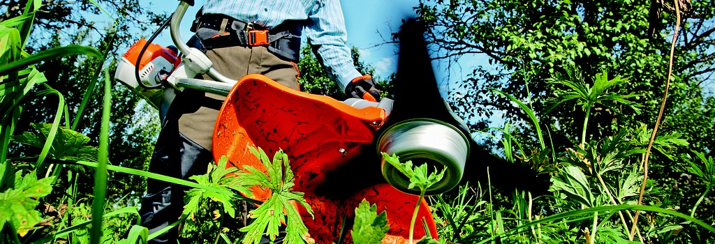 Maquinaria de jardinería