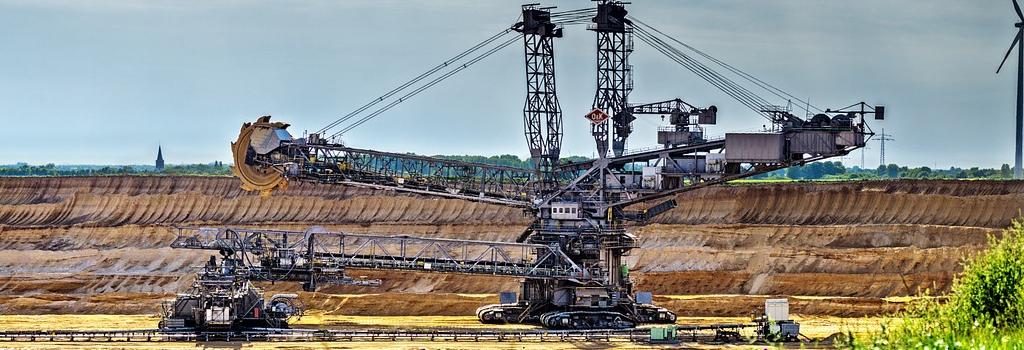 Maquinaria minera